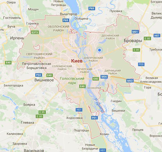 сантехник Киев контакты