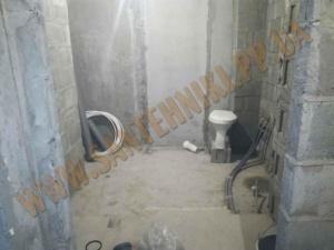 Монтаж труб водопровода и канализации в квартире