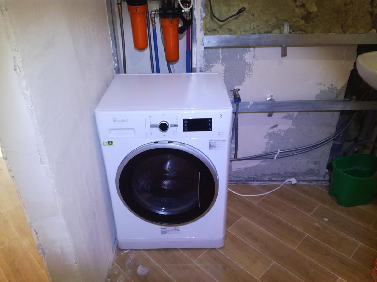 Статья правильный уход за стиральной машиной